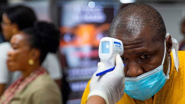 South Africa's first Coronavirus patient discharged