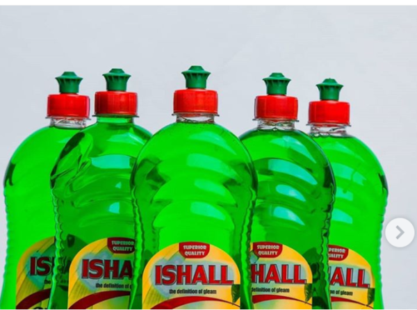 Enzo Launches Ishall Dishwashing Liquid