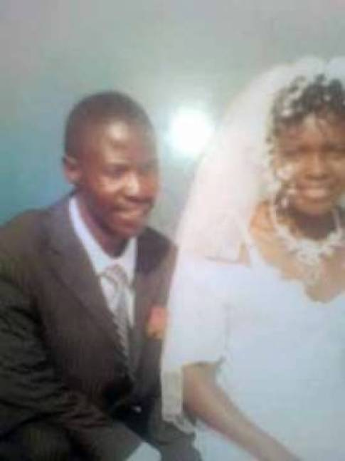Married woman caught pants down