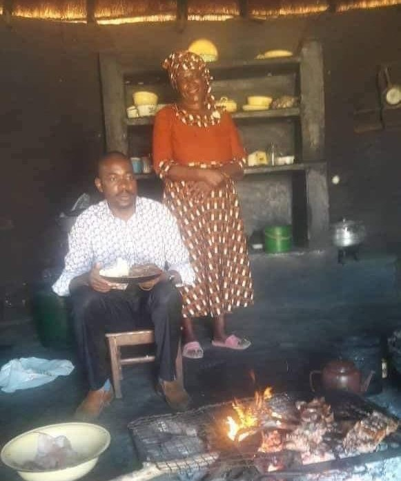 Chamisa's mother burial