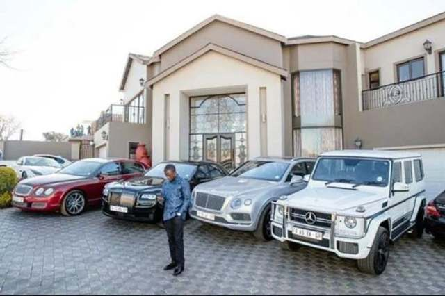 Prophet Bushiri R5.5 million Mansion To Be Auctioned To the Highest Bidder-iHarare