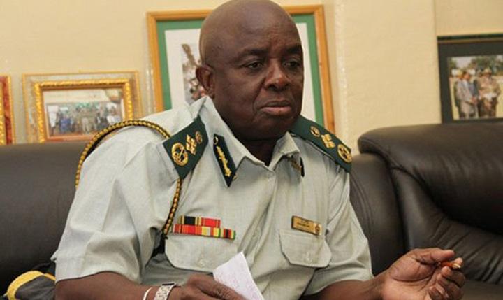 Covid-19 Claims Major-General Paradzai Zimhondi