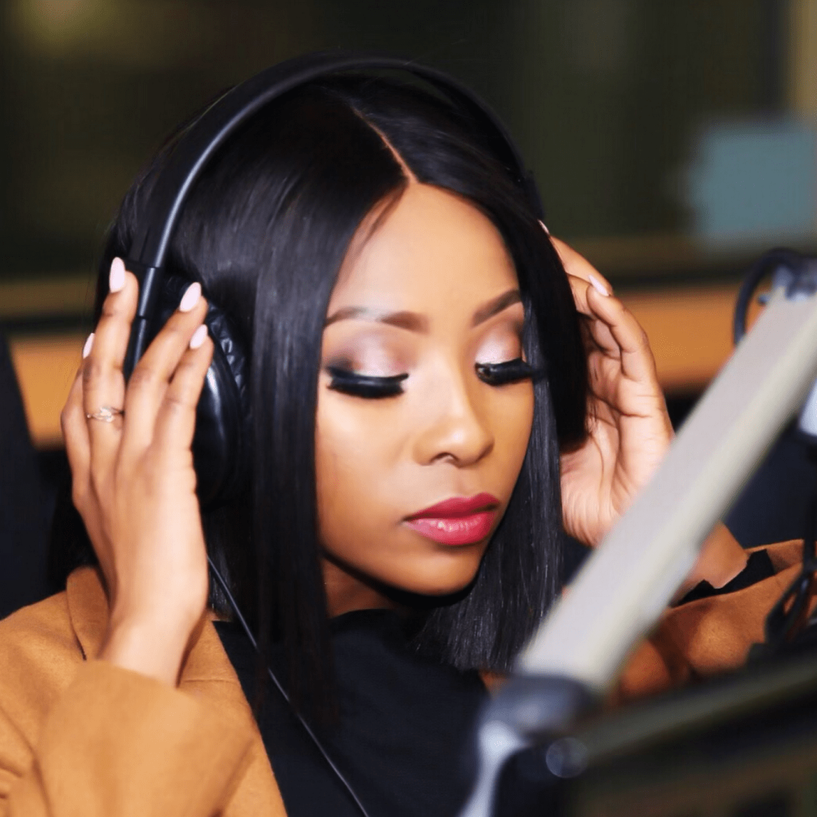 Pearl Modiade Defends Her Baby Daddy After Breakup