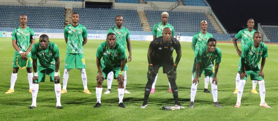 Zimbabwe Warriors Qualify For AFCON 2021 Finals