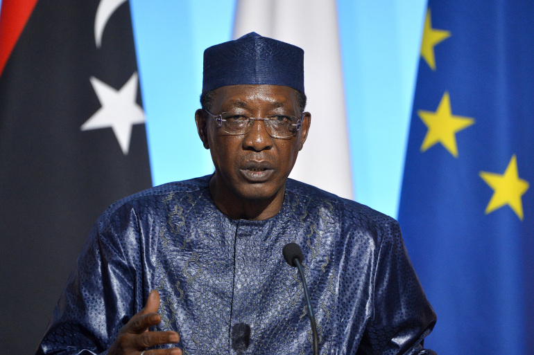 "Chad President Idriss Deby Killed ""On The Frontline"" Day After Winning Presidential Election, Son Takes Over"