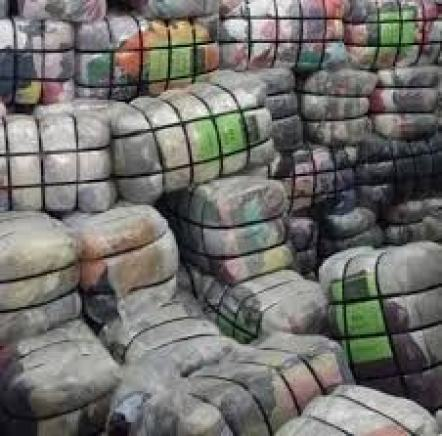 Seven Men Appear In Court After Smuggling 1 400 Bales Of Second-Hand Clothes And Shoes