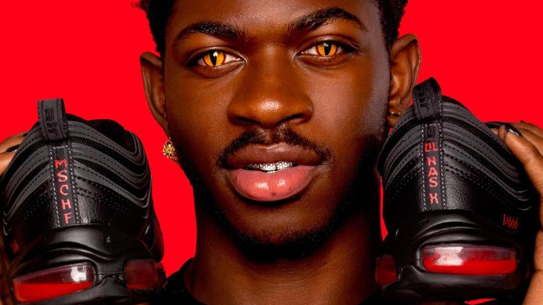 "US Court Orders MSCHF To Stop Selling Lil Nas X's ""Satan Shoes"""