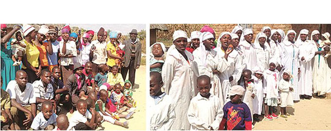 I Don't Work, I Just Satisfy My Wives: Johanne Marange Man With 151 Children & 16 Wives Speaks