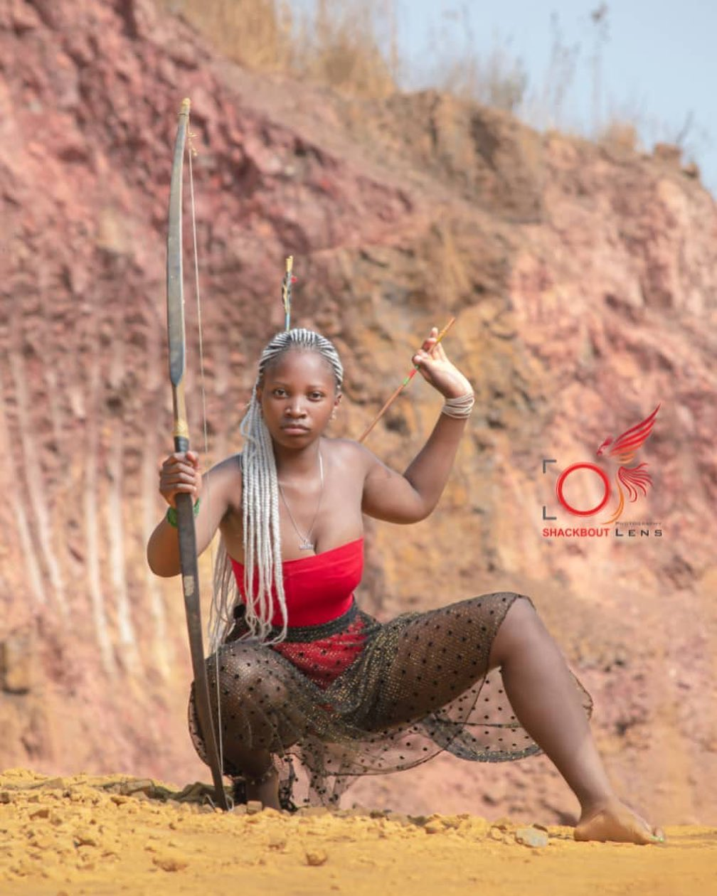 """Video Vixen Makes Waves With Risque Photoshoots, Says She Is Exploring """"Uncharted Territory"""""""
