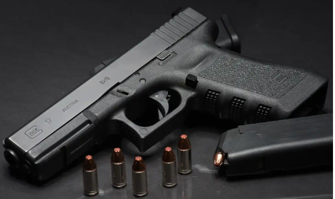 Boy (14) Breaks Into Armoury At Police Station, Steals 2 Pistols