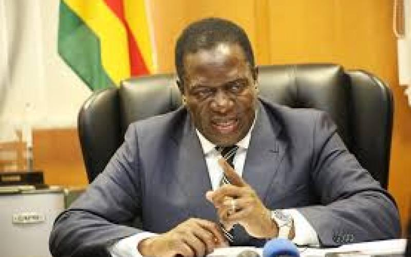 President Emmerson Mnangagwa Announces New Covid-19 Restrictions