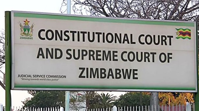 Zimbabwe Top Courts Close As Covid-19 Surges