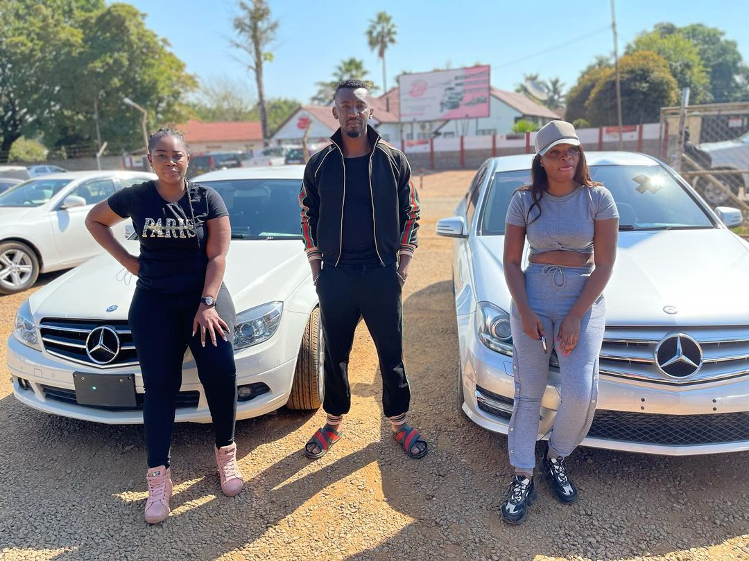 Mai Titi Blesses Friend With BMW After Getting Benz From Prophet Passion