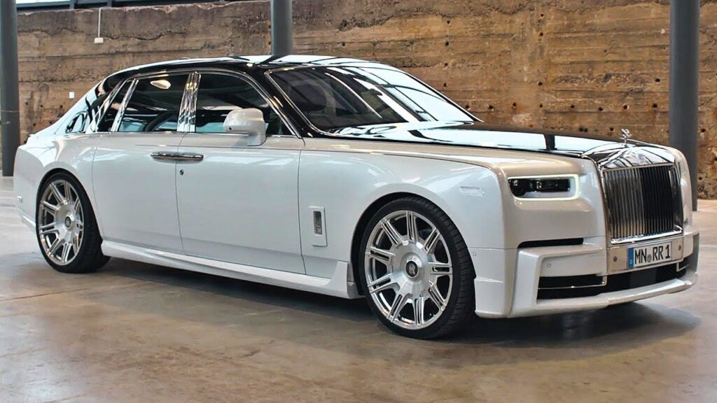 GVE London Clears Air On The Controversial Rolls Royce Phantom Vehicle-iHarare