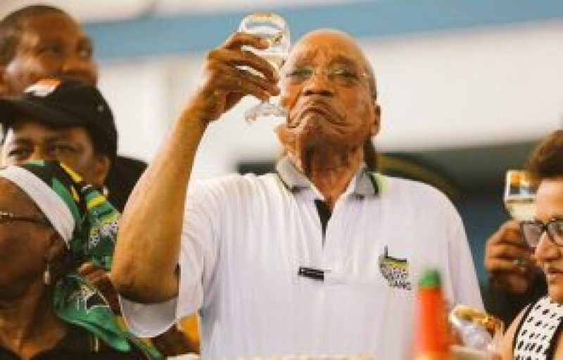 Jacob Zuma Released From Prison After Being Freed On Medical Parole