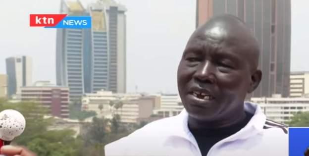 61-Year-Old Man Walks 350km To Meet President Uhuru Kenyatta-iHarare