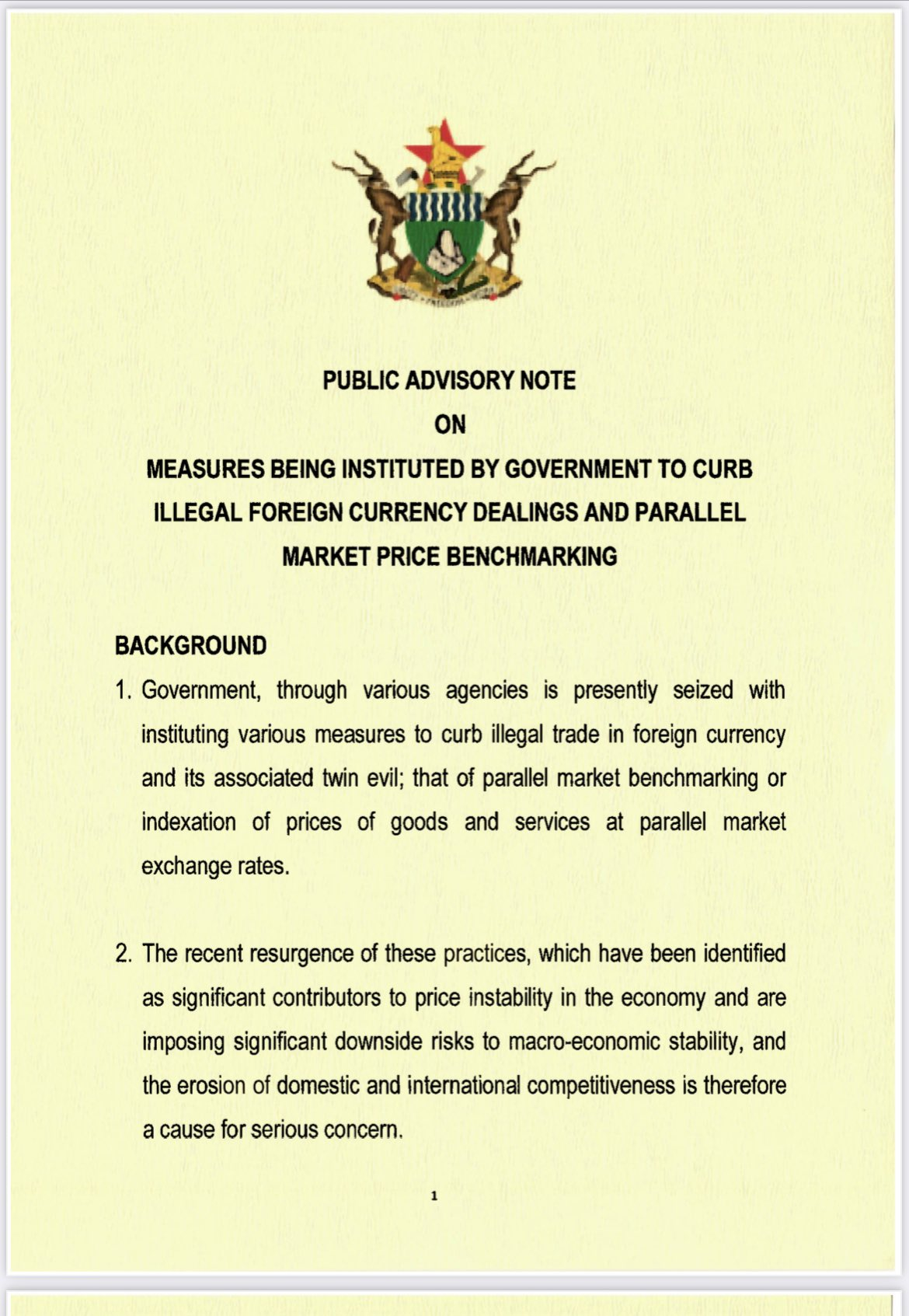 Businesses Who Use Parallel Market Rates To Lose Licences: Mthuli Ncube Announce Additional Measures