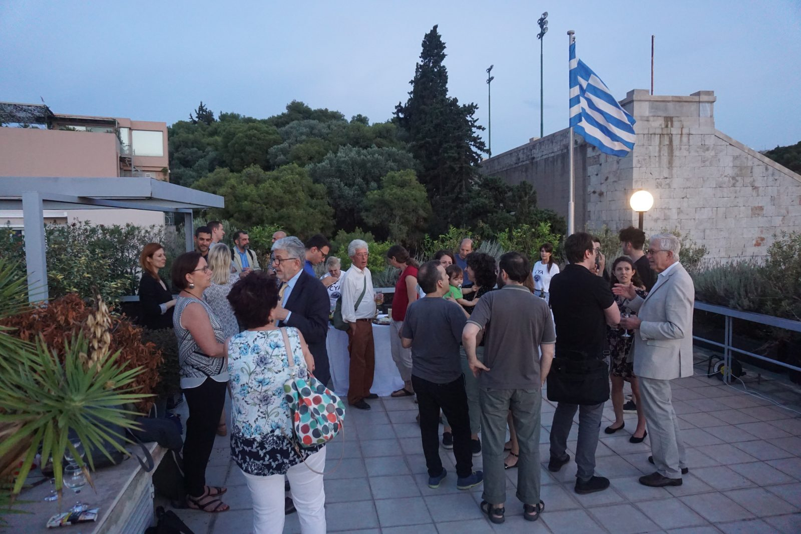 College Year in Athens, Robert Pippin, Philosophy, Film, Public Lecture, Reception