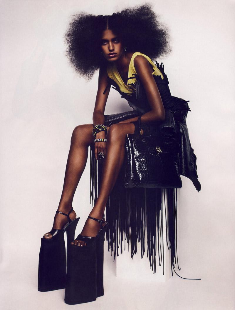 french vogue 72909 afro09 123 711lo Afrodisiaque Vogue Paris Oct.08