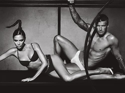 Beckham undwear ad for giorgio armani part 2-13