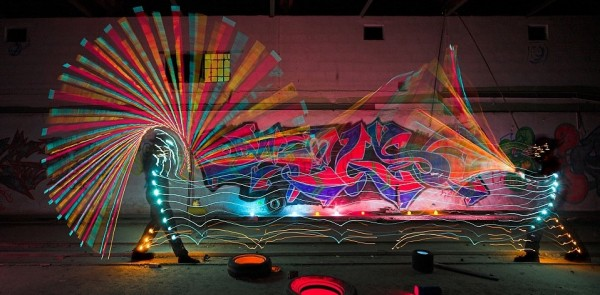 light graffiti 6 600x295 Light Graffiti is getting more and more popular