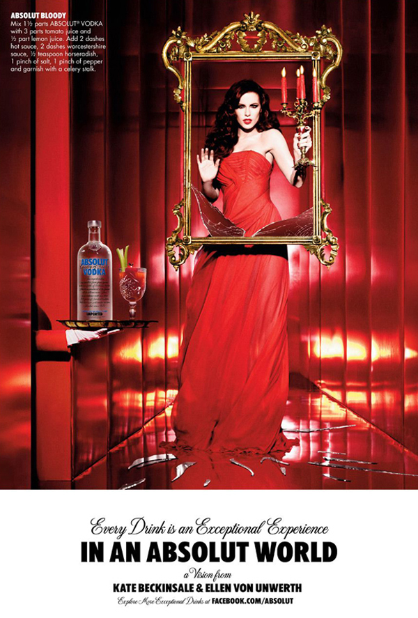ellen von unwerth for absolut vodka 3 Ellen von Unwerth for Absolut Vodka