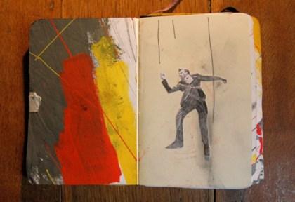 sketchbook collages 7 Creative Sketchbook Collages