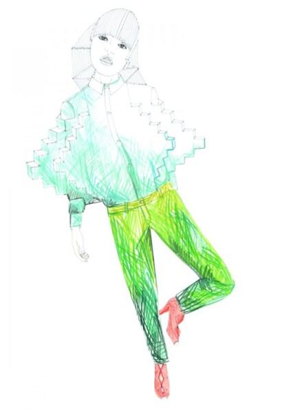 alexandra verschueren sketches 6 600x849 Art School Confidential : Alexandra Verschueren