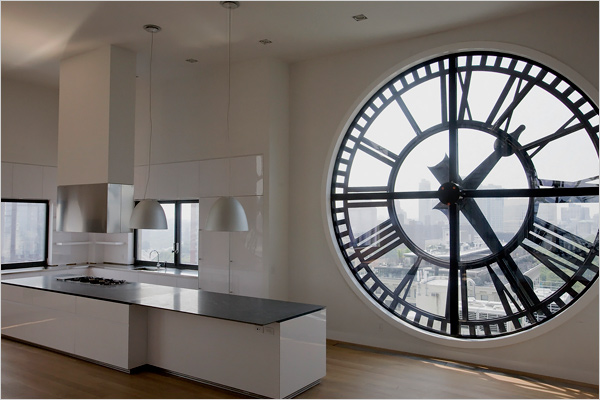 brooklyn tower clock penthouse 1 Brooklyn Tower Clock Penthouse