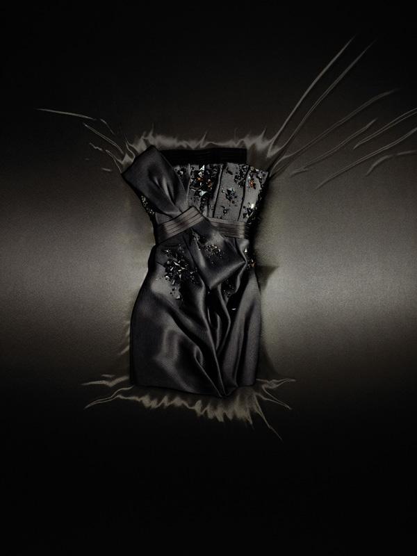 crystallized gianfranco ferre Crystallized : Ways to Say Black