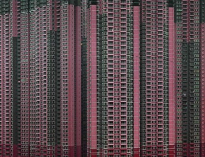 michael wolf 2 600x459 Michael Wolf : Architecture of Density