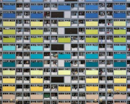michael wolf 5 Michael Wolf : Architecture of Density
