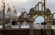 Neasden Temple, London