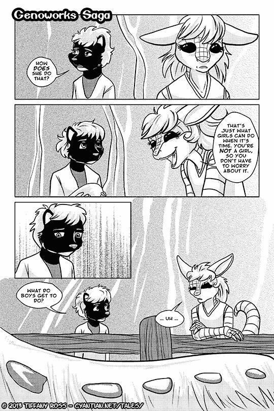 Genoworks Saga Chapter 11 Page 2