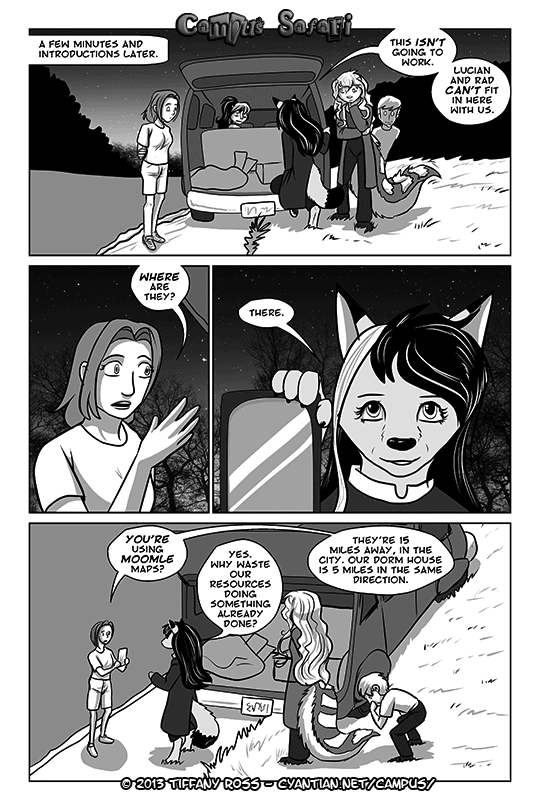 Campus Safari Chapter 4 Page 4