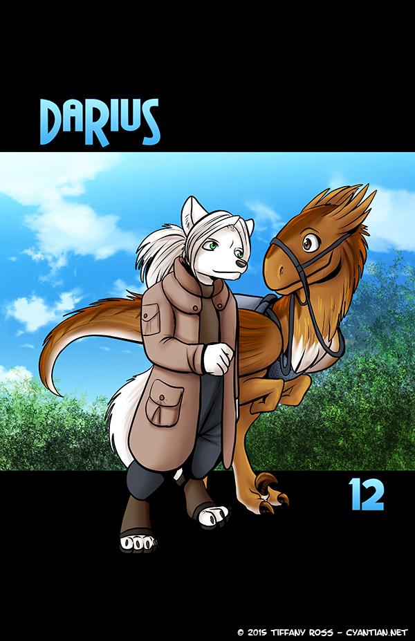 Darius Chapter 12 Title