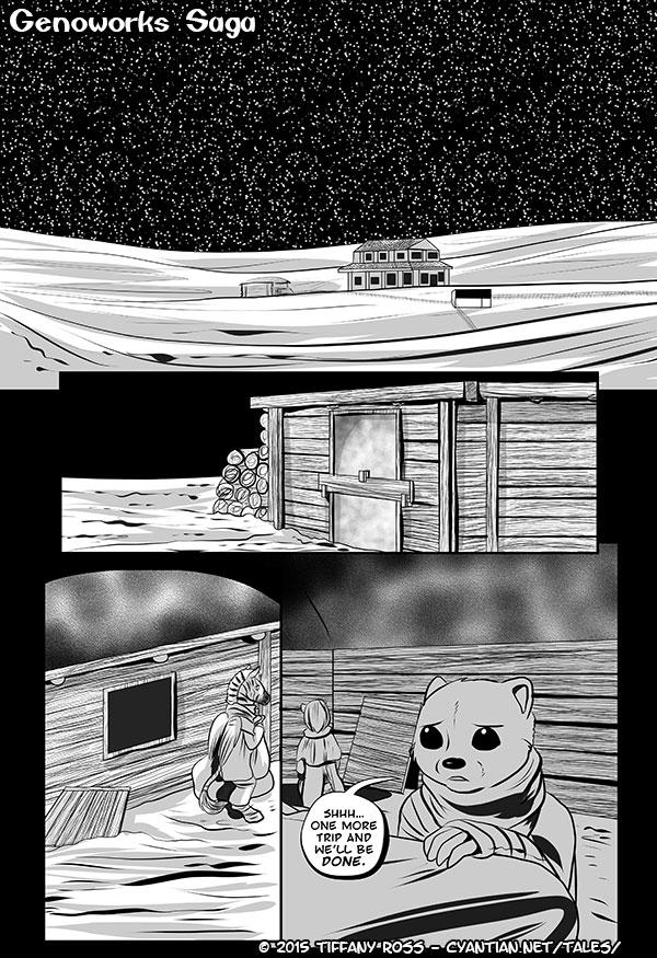 Genoworks Saga 5 01