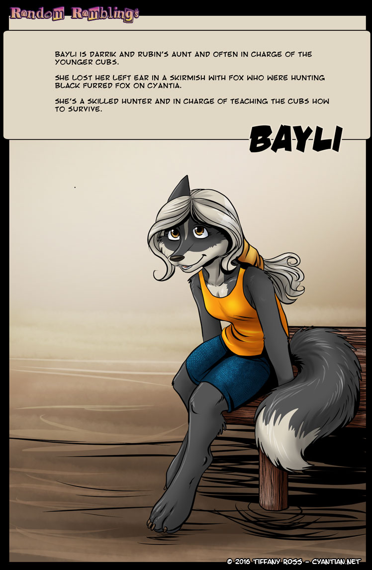 Random Ramblings Bayli