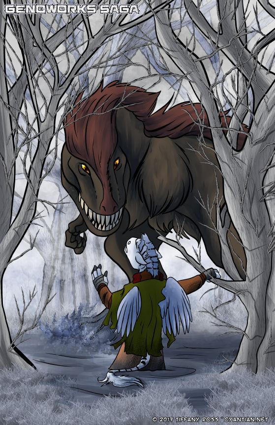Genoworks Saga 12