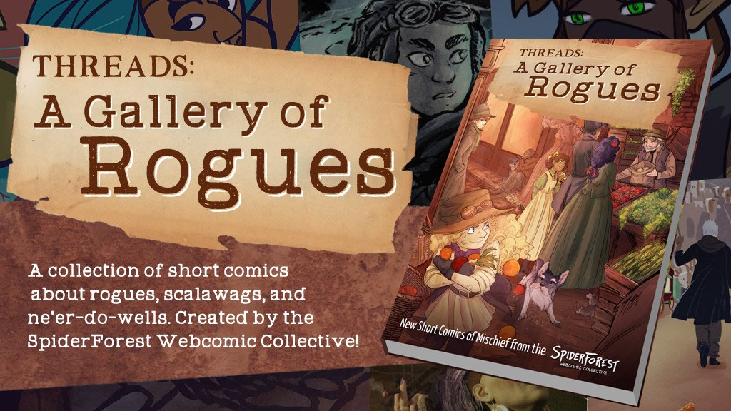 Gallery of Rogues Anthology