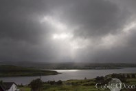 Scottish weather and oh the light!