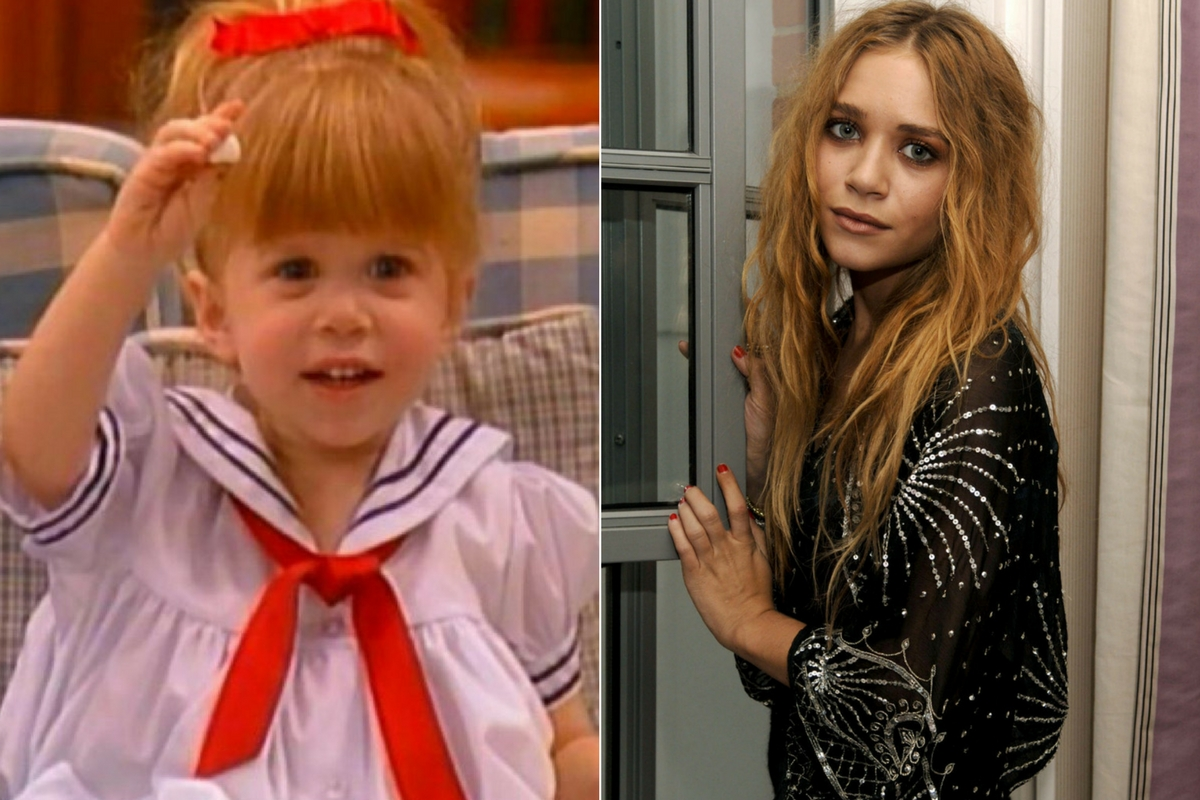 Full House Cast  Then And Now Mary Kate and her twin sister Ashley were cast on the show they were only  nine months old  When Full House first started  most viewers didn t  recognize that