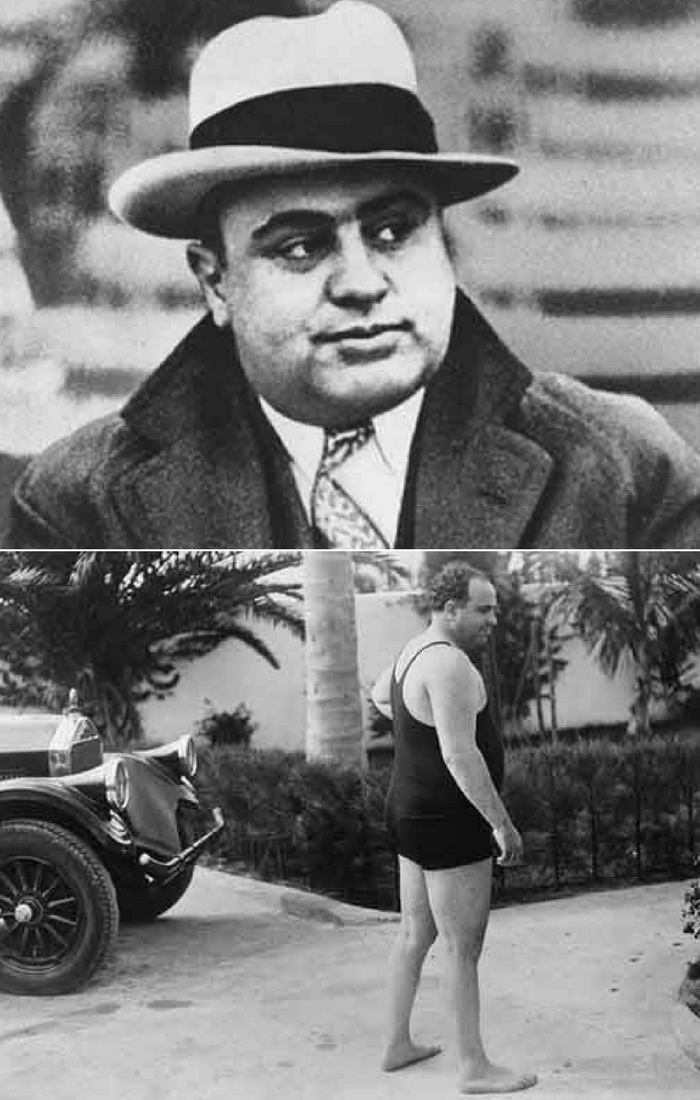 How Al Capone Got Away With Murder
