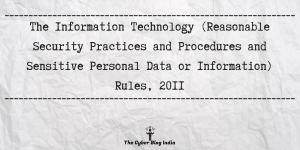 SDPI 2011 rules