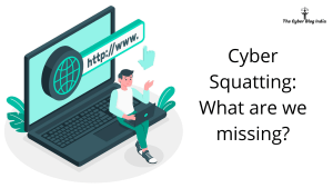 Cyber Squatting: What are we missing?