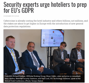 http://www.hotelnewsnow.com/Articles/257511/Security-experts-urge-hoteliers-to-prep-for-EUs-GDPR