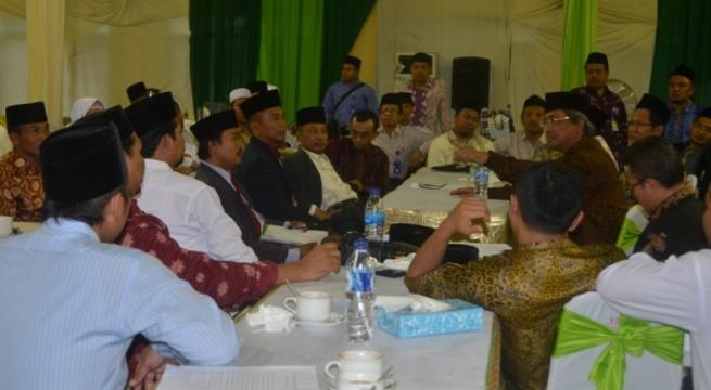 Kunjungi Sukorejo, Rombongan Rihlah Ilmiyah dari Tasikmalaya Minta Diakui Jadi Alumni Sukorejo