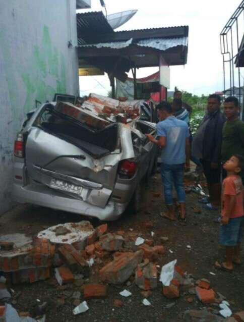 Gempa Pidie Jaya Aceh