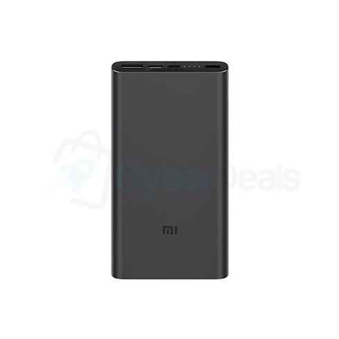 Xiaomi Mi 10000mAh Quick Charge Dual USB C Power bank 1