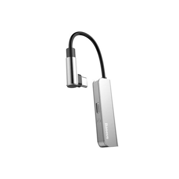 Baseus L53 2 In 1 USB C Type C to 3.5mm Female